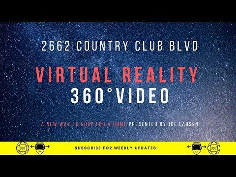 {360° VIDEO TOUR} 2662 County Club Blvd, Orange Park FL | Joe Larsen, EXp Realty