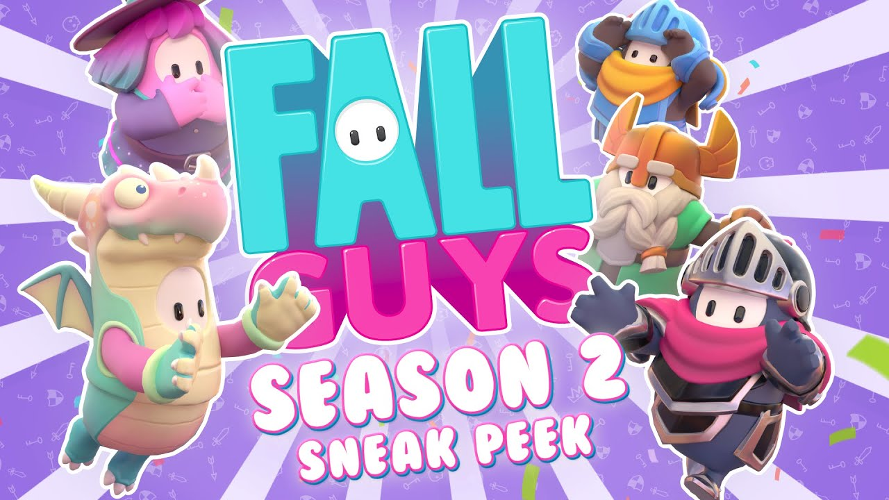 Fall Guys Season 2 Announced at Gamescom Opening Night Live