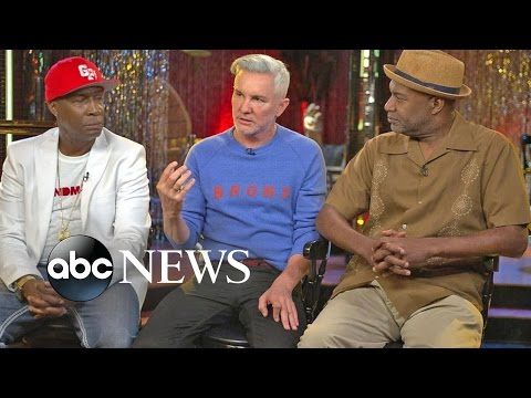 The Get Down | Baz Luhrmann, Grandmaster Flash Interview