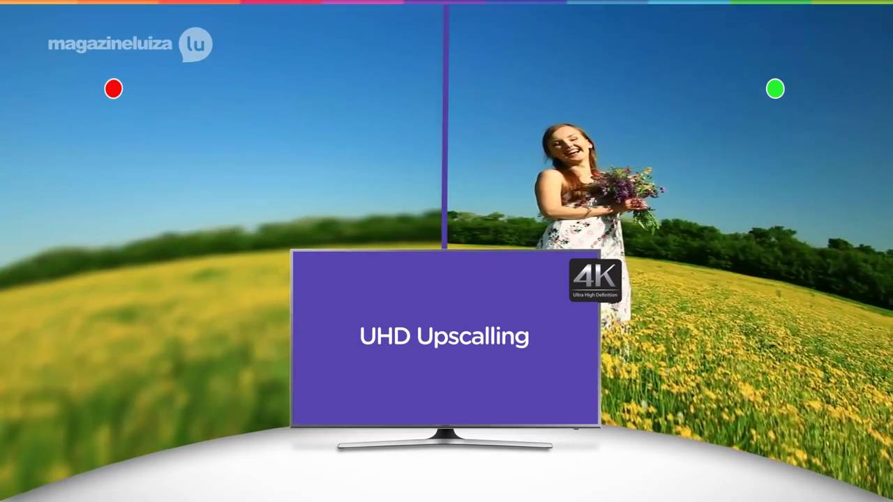 801ffea1401d4 Smart TV LED 4K Ultra HD 50 Samsung UN50JS7200 4 HDMI 3 USB Wi Fi ...