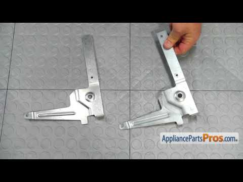 How To Replace A Dishwasher Door Lock On A Hotpoint Dis
