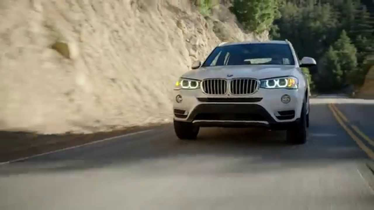 2016 Bmw X3 Overview
