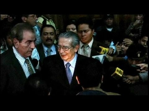 Guatemalan court overturns Montt's genocide conviction