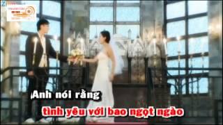 [karaoke] yêu mình anh (full beat) - thu minh