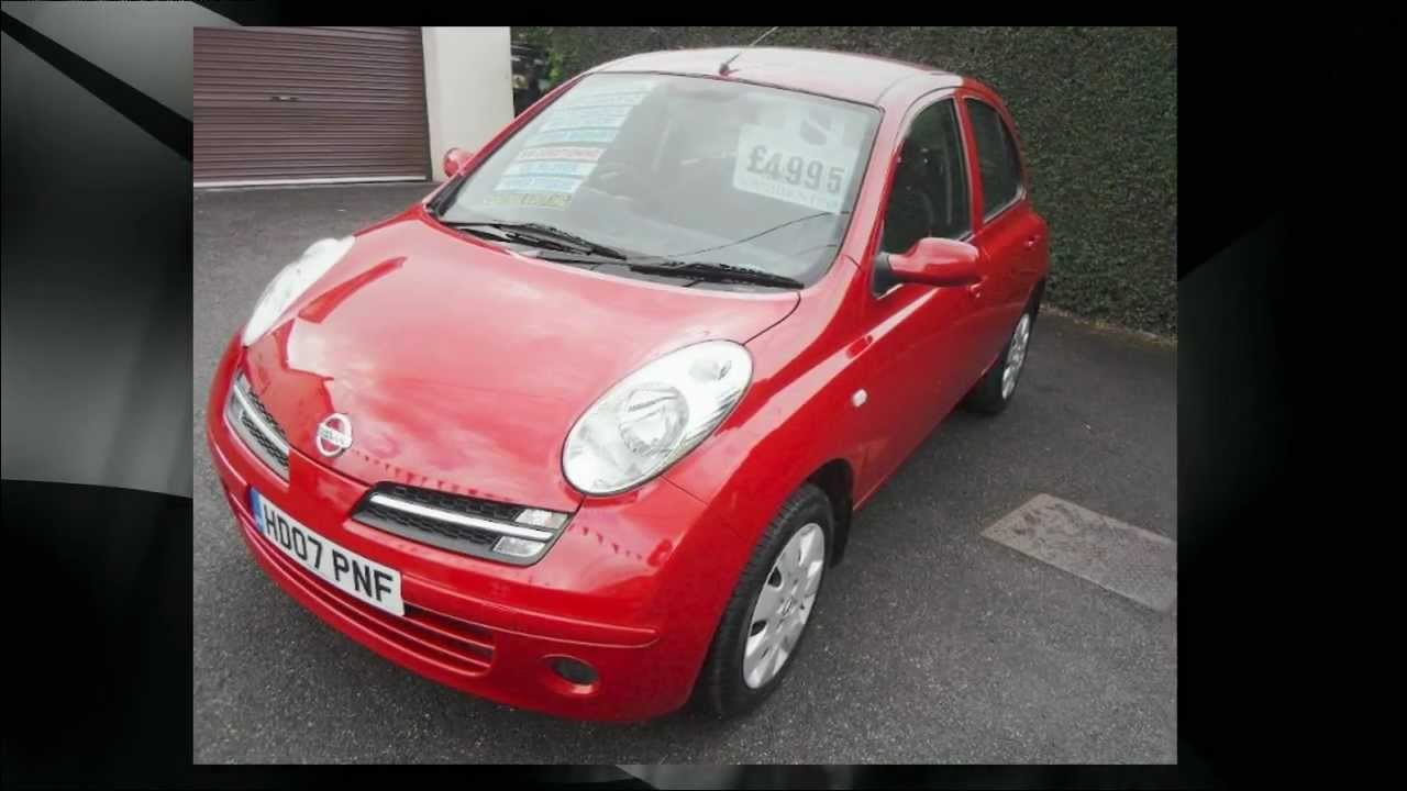 Used Cars Salisbury Wiltshire | Nissan Micra Automatic For Sale ...