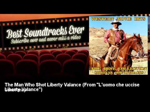 "Gene Pitney - The Man Who Shot Liberty Valance - From ""L'uomo che uccise Liberty Valance"""