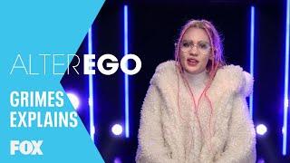 Grimes Explains How The Show Works | ALTER EGO