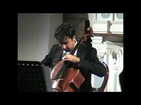 Max Fuschetto Ravello Festival 2006 Silvano Fusco Cello #1 (Samaher)