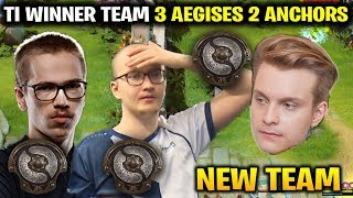 TOPSON JERAX MATUM - NEW TEAM 3 AEGISES 2 ANCHORS