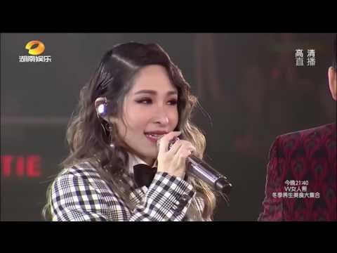 《娱乐急先锋》 20170108 Showbiz: 蔡依林萧亚轩10年后再同台【芒果TV官方版】