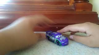 Mattel Cars 3 Parker Brakeston Diecast Unboxing/Review (For SuperBaddy4)
