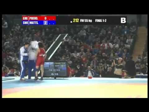 Female Wrestling European Championships 2012 1