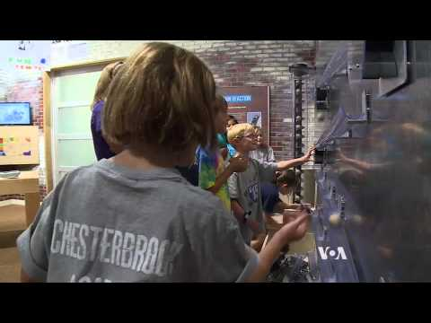 Science Lab Offers Youngsters Learning, Creative Fun