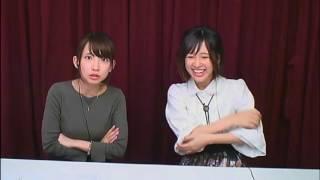 M・A・Oさんと遭遇しまくる大久保瑠美さんと高橋李依さん 大久保瑠美 検索動画 9