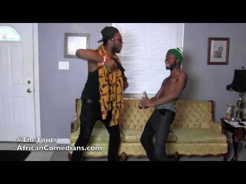 Video skit: American vs Naija Gangster Faceoff