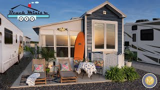 The Tiny Home Of Your Dreams | Beach Minis | The Mcmullin Design Group