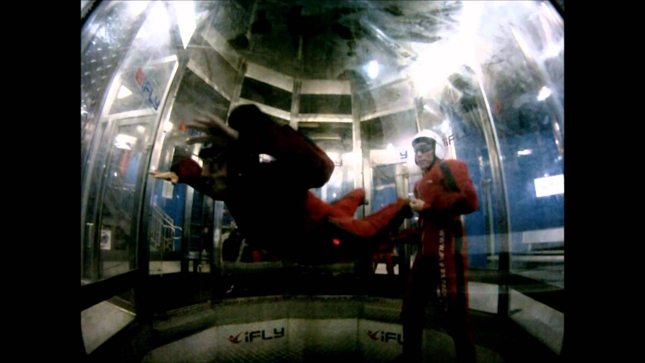 Another iFly indoor skydiving facility, this foot-diameter wind tunnel in Lone Tree, Colorado (in the Denver area), is a bit smaller than many other similar U.S. facilities, but it .