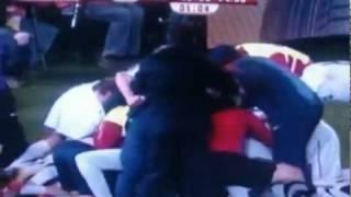 Pablo Ramirez vs Andres Cantor USA VS ARGELIA