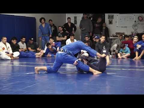 "Thalison Soares ""Little Miyao"" Vs Andy Tomas Murasaki | Jiujitsu.net Open"