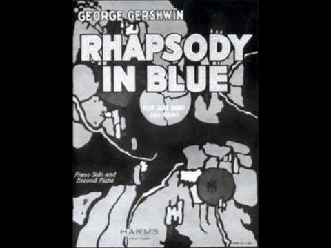 Gershwin  Rhapsody in Blue Original Jazz Band Version