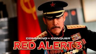 command and Conquer Red Alert 3 - ОБЗОР 2017! - ФИЛЬМ ИЛИ ИГРА?!