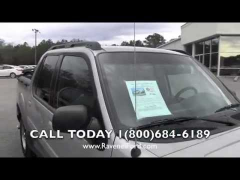 2002 FORD EXPLORER SPORT TRAC XLS Review * Charleston Truck Videos * For Sale @ Ravenel Ford