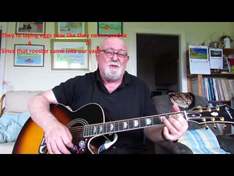 Guitar Derrol In The Rain (Including lyrics and chords) - YouTube