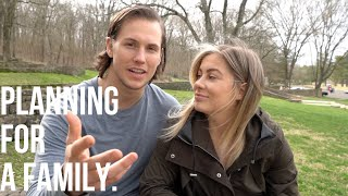 planning for a family. | shawn johnson + andrew east