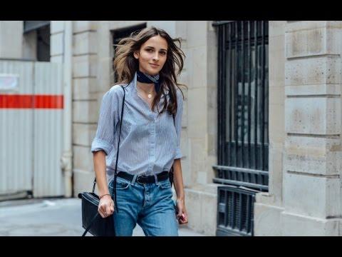 Модные тенденции женских джинсов 2017 года