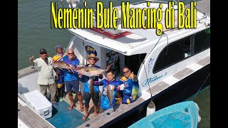 Nemenin Bule Mancing di Bali Part #1