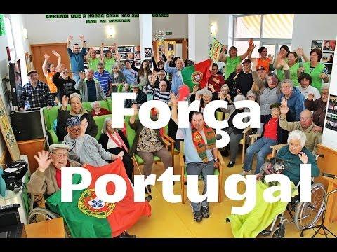 """Vídeo de apoio a Portugal feito por pessoas muito especiais.""""Eu Acredito"""""""