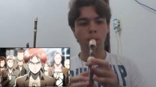 Guren no Yumiya - Linked Horizon [Flauta]