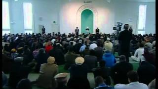 Проповедь Хазрата Мирзы Масрура Ахмада (01-04-2011)
