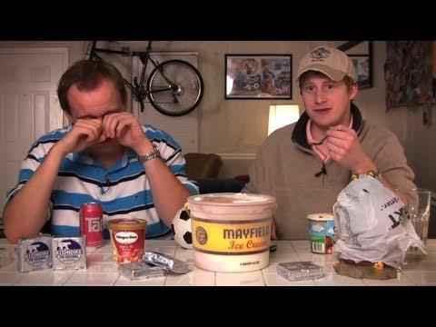 Ice Cream - Germany vs USA