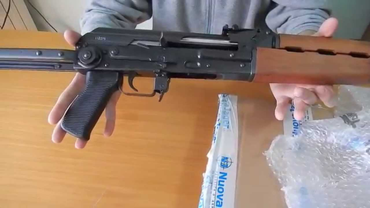 Unboxing - Zastava M70 AB2 - Y...
