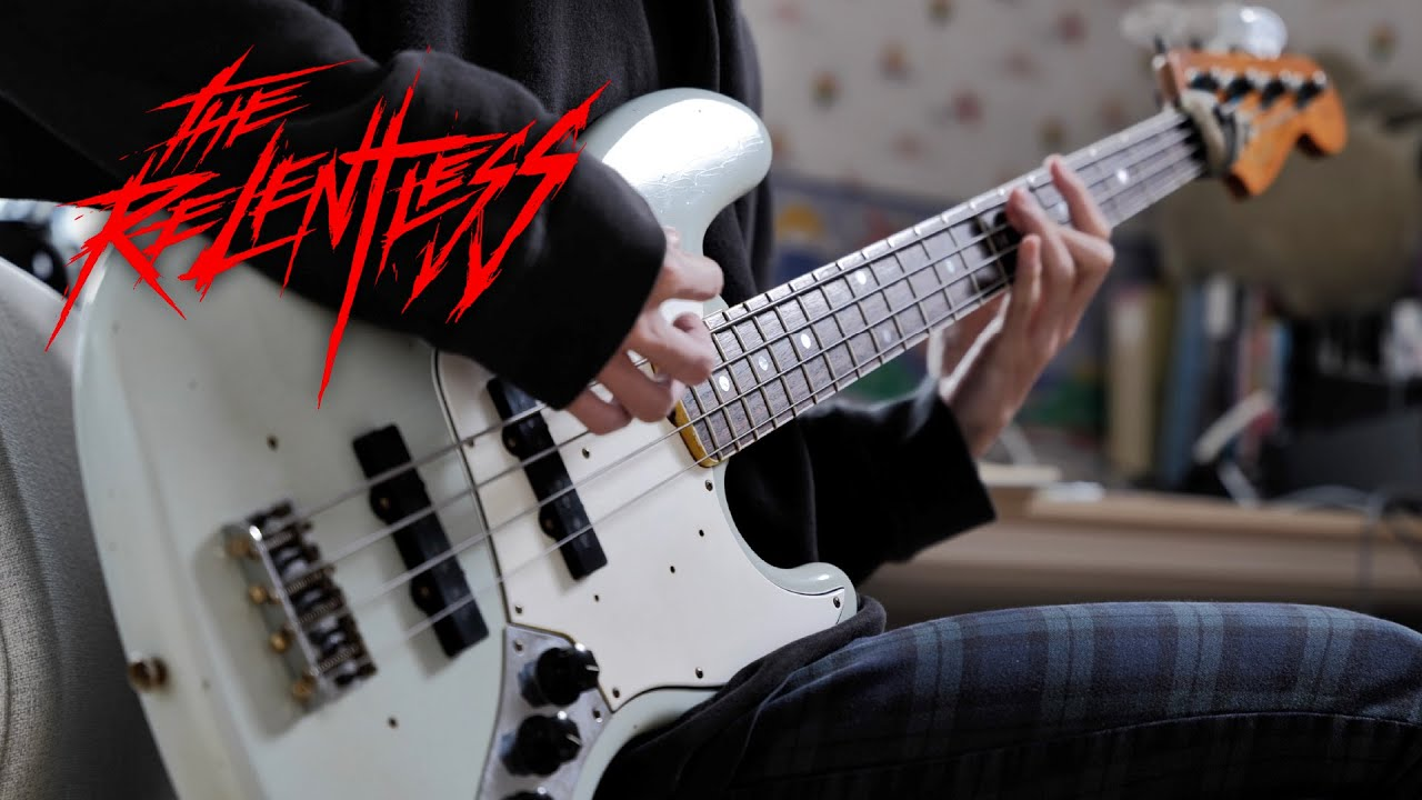 【Paradise City】THE RELENTLESS - Rookie   Bass Cover