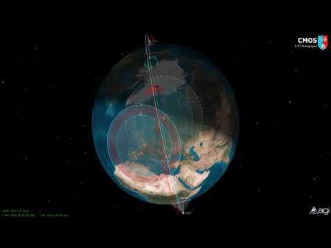 Lancement du premier exercice spatial en Europe au CNES, à Toulouse