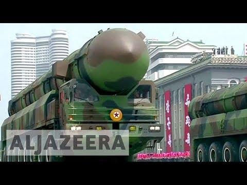 North Korea threatens missile strike on US territory Guam