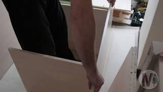 видео Кухонные шкафы и тумбы поэлементно