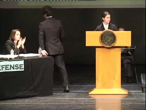 The ACS Annual President Harry Truman Trial   2012 Part 4