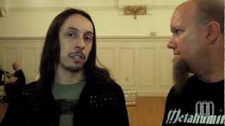 Lacuna Coil vocalist Andrea Ferro interviewed by the Metalluminati
