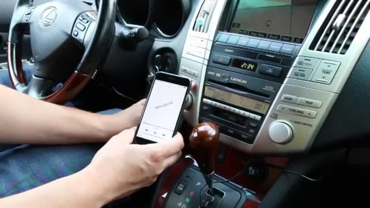 Bluetooth kit for lexus rx 2004 2009 by gta car kits youtube sciox Gallery