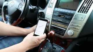 Bluetooth Kit for Lexus RX 2004-2009 by GTA Car Kits