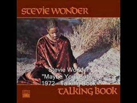 Stevie Wonder - Maybe Your Baby #1
