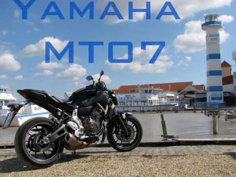 yamaha mt 07 youtube. Black Bedroom Furniture Sets. Home Design Ideas