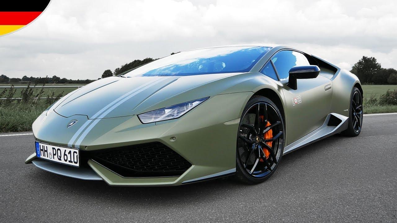 Mein Lamborghini Huracán AVIO