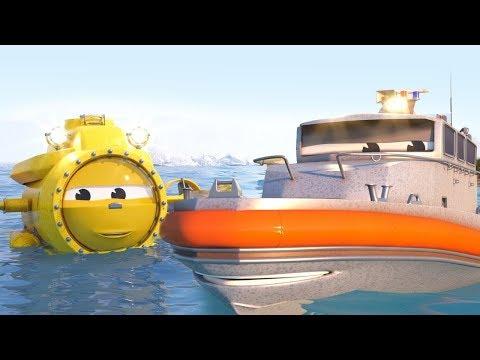 Мультфильм про корабль