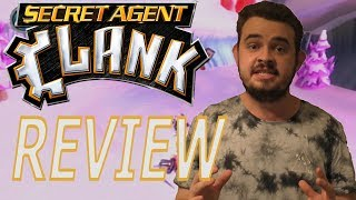 Secret Agent Clank Review - The Gaming Critic