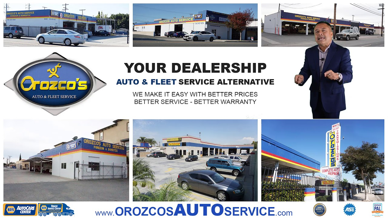 Auto Repairs Near Me in Your Community... - YouTube