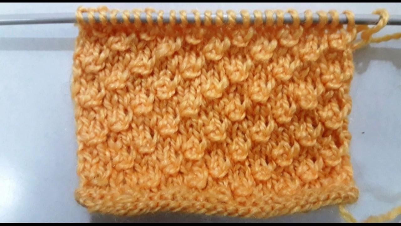 Knitting stitch pattern no 16 hindi knitting stitch pattern no 16 hindi one color diagonal stitch pattern youtube bankloansurffo Image collections